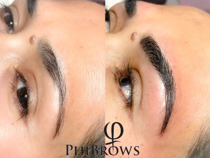 Rin Beauty Studio | Cosmetic Tattoo Make Up(Eyebrow Feathering