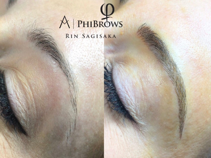Eyebrow Cosmetic Tattoo 3