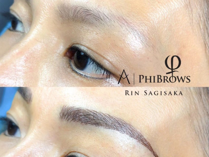 Eyebrow Cosmetic Tattoo 5