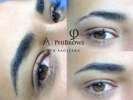 Eyebrow Cosmetic Tattoo 6
