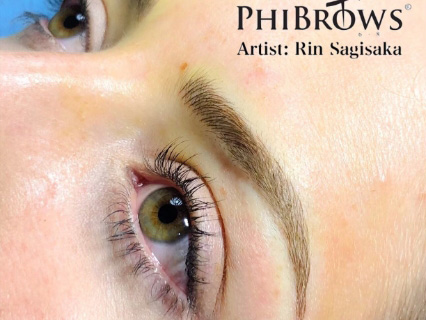 Eyebrow Cosmetic Tattoo 7