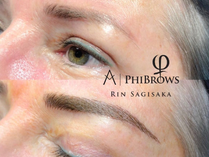 Eyebrow Cosmetic Tattoo 9