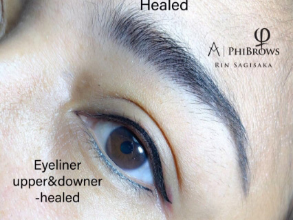 Eyeliner Cosmetic Tattoo 2
